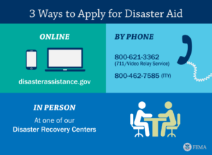 3 ways to apply for assistance